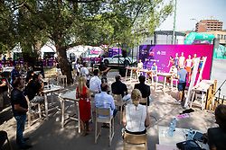 PORTOROZ, SLOVENIA - SEPTEMBER 13: competes during the 1st Round of WTA 250 Zavarovalnica Sava Portoroz at SRC Marina, on September 13, 2021 in Portoroz / Portorose, Slovenia. Photo by Vid Ponikvar / Sportida