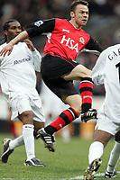 Fotball<br /> Premier League 2004/05<br /> Bolton v Blackburn<br /> 28. desember 2004<br /> Foto: Digitalsport<br /> NORWAY ONLY<br /> BLACKBURN'S  PAUL DICKOV SCORES BLACKBURNS 1ST GOAL