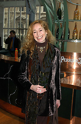 Dancer BRYONY BRIND at The Critic's Circle National Dance Awards 2005 held at The Royal Opera House, Covent Garden on 19th January 2006.<br /><br />NON EXCLUSIVE - WORLD RIGHTS