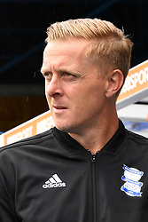 """Birmingham City manager Garry Monk during the pre-season friendly match at the St Andrew's Trillion Trophy Stadium, Birmingham. PRESS ASSOCIATION Photo. Picture date: Saturday July 28, 2018. See PA story SOCCER Birmingham. Photo credit should read: Anthony Devlin/PA Wire. RESTRICTIONS: EDITORIAL USE ONLY No use with unauthorised audio, video, data, fixture lists, club/league logos or """"live"""" services. Online in-match use limited to 75 images, no video emulation. No use in betting, games or single club/league/player publications."""