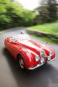 Eugene Magazine feature - classic cars