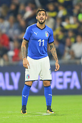 VITTORIO PARIGINI<br /> CALCIO AMICHEVOLE ITALIA - MAROCCO U21