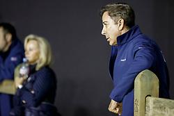 DOVER Robert (USA) <br /> Paris - FEI World Cup Finals 2018<br /> FEI World Cup Dressage Training<br /> www.sportfotos-lafrentz.de/Stefan Lafrentz<br /> 11.04.18