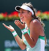Tennis: BNP Paribas Open 2016 Women Singles Final