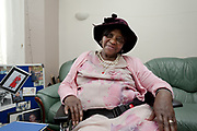 Mrs Ralph a long term Brixton Resident