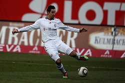 20.02.2010, EasyCredit Stadion, Nürnberg, GER, 1. FBL, 1. FC Nuernberg vs FC Bayern Muenchen, Saison 09 10, im Bild Miroslav Klose (Bayern #18). EXPA Pictures © 2010 for Austria, Italy and GBR only, Photographer EXPA / NPH  / Becher / for Slovenia SPORTIDA PHOTO AGENCY.