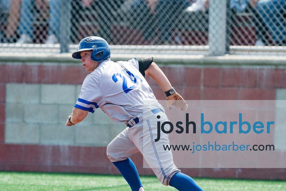 El Toro's Tyler Lasch during the CIF-SS Division 1 Baseball Semifinal: El Toro v Mater Dei at Mater Dei High School on Tuesday, May 30, 2017 in Santa Ana, California. (Photo/Josh Barber)