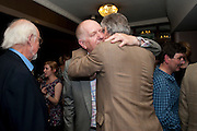 DUNCAN PRESTON;  SIMON WILLIAMS, Yes, Prime Minister Press night re-opening at Apollo Theatre, Shaftesbury Avenue London<br /> <br />  , -DO NOT ARCHIVE-© Copyright Photograph by Dafydd Jones. 248 Clapham Rd. London SW9 0PZ. Tel 0207 820 0771. www.dafjones.com.
