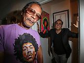 Leon Hendrix brother of Jimi Hendrix