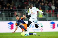Jonathan Ayite (Brest) vs Marco Estrada (Montpellier)