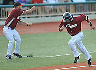 The Lake Erie Crushers fell to Florence in 12 innings in a Frontier League game on Wednesday, June 30, 2010 at All Pro Freight Stadium in Avon, Ohio. Photo by David Richard / DavidRichardPhoto.com