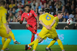 March 22, 2019 - Na - Lisbon, 03/22/2019 - The Portuguese Football Team received their Ukrainian counterpart this afternoon at the Estádio da Luz in Lisbon, in Group B play in the qualifying round for the European Championship. Dyego Sousa  (Credit Image: © Atlantico Press via ZUMA Wire)