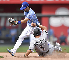 Chicago White Sox v Kansas City Royals - 12 Sept 2017