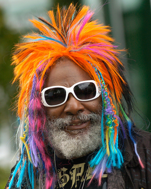 George Clinton, leader of the group  Funkadelic is also known as Grandmaster Flash.