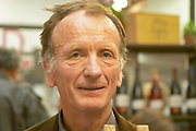 Jean Orliac, founder, owner and winemaker of Domaine de l'Hortus, Pic St Loup, Languedoc, France