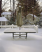 Snow in Wellesley