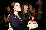 LAURA MULEAVY; KATE MULEAVY, Rodarte Poolside party to show their latest collection. Hosted by Kate and Laura Muleavy, Alex de Betak and Katherine Ross.  Chateau Marmont. West  Sunset  Boulevard. Los Angeles. 21 February 2009 *** Local Caption *** -DO NOT ARCHIVE -Copyright Photograph by Dafydd Jones. 248 Clapham Rd. London SW9 0PZ. Tel 0207 820 0771. www.dafjones.com<br /> LAURA MULEAVY; KATE MULEAVY, Rodarte Poolside party to show their latest collection. Hosted by Kate and Laura Muleavy, Alex de Betak and Katherine Ross.  Chateau Marmont. West  Sunset  Boulevard. Los Angeles. 21 February 2009