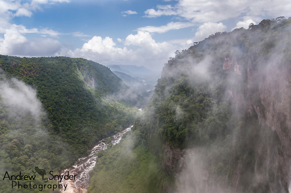 Kaieteur Gorge - Kaieteur, Guyana