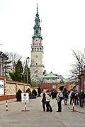 Klasztor na Jasnej Górze, Częstochowa, Polska<br /> Jasna Gora monastery, Częstochowa, Poland