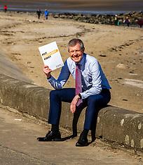 Liberal Democrat leader launches manifesto, Edinburgh, 16 April 2021