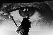 Massimiliano Gaudio live in Caserta. Italy. 2014.