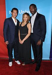 Will Yun Lee, Lizzie  Brochere, David Ajala bei der NBC Universal Summer Press Tour in Beverly Hills / 030816 ***Summer Press Tour at the Beverly Hilton on August 3, 2016***
