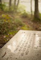 St Paul's School Cemetery to Dam Loop ©Karen Bobotas Photographer/ for St Paul's School