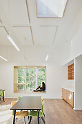 Woodland Classroom at the Museum of Life and Science | in situ studio | Durham, NC