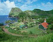 Kahakuloa, Maui, Hawaii, USA<br />