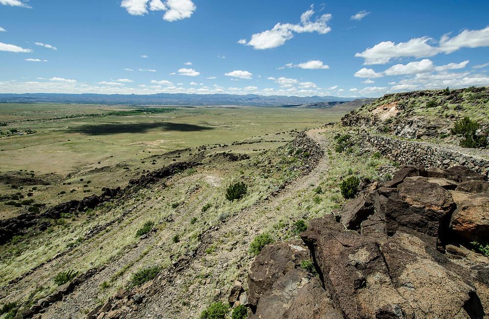 Caja del Rio Plateau near Santa Fe New Mexico