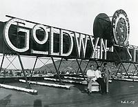 1921 Goldwyn Studios in Culver City