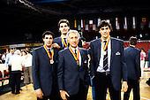 Europeo Stoccarda 1985 premiazioni