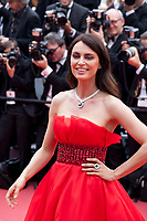 Catrinel Menghia at the Yomeddine gala screening at the 71st Cannes Film Festival, Wednesday 9th May 2018, Cannes, France. Photo credit: Doreen Kennedy