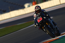 November 21, 2018 - Valencia, Spain - Fabio Quartararo (20) of France and Petronas Yamaha SRT Yamaha during the test of the new MotoGP season 2019 at Ricardo Tormo Circuit in Valencia, Spain on 21th Nov 2018  (Credit Image: © Jose Breton/NurPhoto via ZUMA Press)