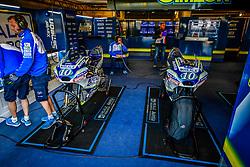 May 18, 2018 - Le Mans, France - 10 XAVIER SIMEON (BEL) REALE AVINTIA RACING (ESP) DUCATI DESMOCEDICI GP16 (Credit Image: © Panoramic via ZUMA Press)