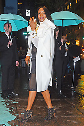 """Naomi Campbell at the """"Tiffany Blue"""" event. 03 May 2018 Pictured: Naomi Campbell. Photo credit: STB / MEGA TheMegaAgency.com +1 888 505 6342"""