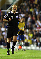 Photo: Mark Stephenson.<br /> Birmingham City v Hereford United. Carling Cup. 28/08/2007.Referee Mr M Atkinson