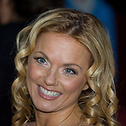 LONDON - APRIL 09: Singer Geri Halliwell attends the Galaxy British Book Awards held at the Grosvenor House Hotel on April 9, 2008 in London, England.