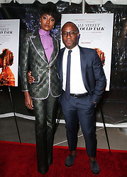 December 4, 2018 - Hollywood, California, United States - HOLLYWOOD, LOS ANGELES, CA, USA - DECEMBER 04: Actress KiKi Layne and director Barry Jenkins arrive at the Los Angeles Special Screening Of Annapurna Pictures' 'If Beale Street Could Talk' held at ArcLight Hollywood on December 4, 2018 in Hollywood, Los Angeles, California, United States. (Credit Image: © face to face via ZUMA Press)