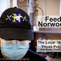 Norwood Grab and Go Lunches - The Local Heroes Photo Project 05-07-20