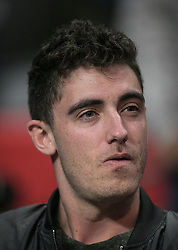 November 27, 2017 - Los Angeles, California, U.S - Cody Bellinger of the Los Angeles Dodgers attends the game between the Los Angeles Clippers and the Los Angeles Lakers on Monday November 27, 2017 at the Staples Center in Los Angeles, California. Clippers vs Lakers. (Credit Image: © Prensa Internacional via ZUMA Wire)