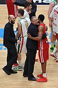 DESCRIZIONE : Milano BEKO Final Eigth 2015-16 Olimpia EA7 Emporio Armani Milano Sidigas Scandone Avellino<br /> GIOCATORE : Jasmin Repesa<br /> CATEGORIA : esultanza postgame<br /> SQUADRA : Olimpia EA7 Emporio Armani Milano<br /> EVENTO : BEKO Final Eight 2015-2016 GARA : Olimpia EA7 Emporio Armani Milano Sidigas Scandone Avellino <br /> DATA : 21/02/2016 <br /> SPORT : Pallacanestro <br /> AUTORE : Agenzia Ciamillo-Castoria/G.Masi<br /> Galleria : Lega Basket A 2015-2016<br /> Fotonotizia : Milano Final Eight 2015-16 Olimpia EA7 Emporio Armani Milano Sidigas Scandone Avellino