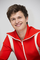 June 13, 2017 - Hollywood, California, U.S. - ANSEL ELGORT promotes 'Baby Driver.' Ansel Elgort (born March 14, 1994) is an American actor and singer. As a film actor, he played Tommy Ross in Carrie (2013), Caleb Prior in The Divergent Series (2014) and Augustus Waters in The Fault in Our Stars (2014), November Criminals, Billionaire Boys Club, Dungeons & Dragons, Jonathan, Baby Driver.  (Credit Image: © Armando Gallo via ZUMA Studio)