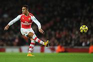 Arsenal v Southampton 031214