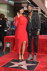 Marcell Johnson attends the ceremony honoring Taraji P. Henson with a star on The Hollywood Walk Of Fame on January 28, 2019 in Los Angeles, CA, USA. Photo by Lionel Hahn/ABACAPRESS.COM