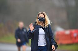 Players arrives at Shaftesbury Park - Mandatory by-line: Paul Knight/JMP - 28/11/2020 - RUGBY - Shaftesbury Park - Bristol, England - Bristol Bears Women v Saracens Women - Allianz Premier 15s
