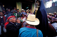 Guatemala, Lac Atitlan, Santiago de Atitlan, Semaine sainte // Santiago de Atitlan, easter festival, Guatemala
