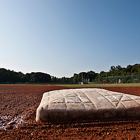 Baseball - MLB European Academy - Tirrenia (Italy) - 22/08/2009 - Base