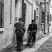 Italy in Black and White