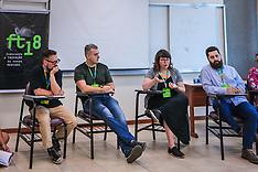 Melissa Lesnovski, Alessandro Cauduro, Daniel Bittencourt, Vinicius Biazzus